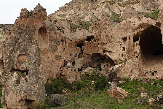 Onverdekte Cappadocia-tour door ...