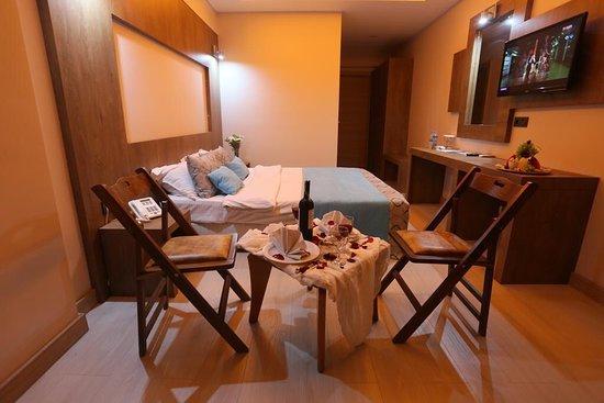 Elazig Mavi Gol Hotel: Yenilenen odalar ile Tatil keyfinize kaldığınız yerden devam edin