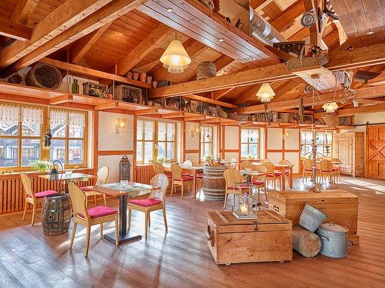 """Hapimag Resort Braunlage: Grimbart´s Veranstaltungsraum """"Harzer Scheune"""""""