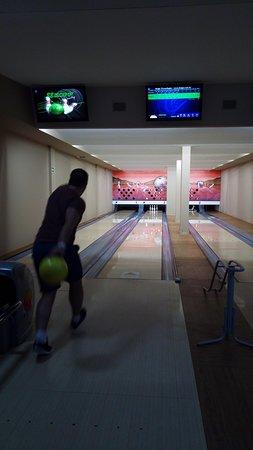 Recanto Cataratas Thermas Resort & Convention: Bowling
