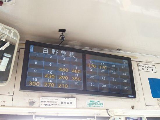사진에 대해 좀 더 자세하게 알려주세요.Nishitetsu Bus