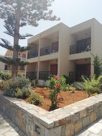 Dessole Malia Beach Hotel: nase ubytovanie