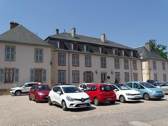 Baccarat, Francja: L'ancienne maison du directeur qui est devenue le musée