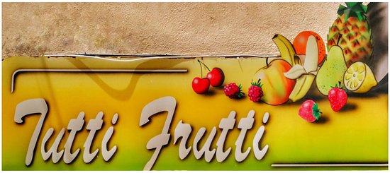 Tutti Frutti: Restaurant Le Tutti Frutti à Toulon