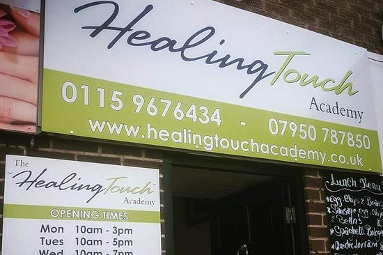 The Healing Touch Academy