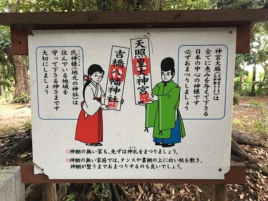 Yoshihashi Hachiman Shrine