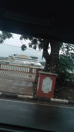 Casino in the sea