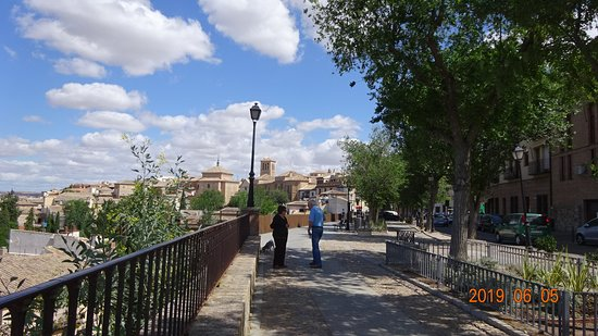 Paseo de San Cristobal
