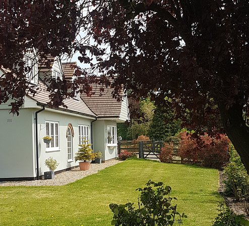 Hertfordshire, UK: Beautiful Countryside B&B convenient for Stansted but away from the flight path.
