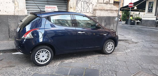 RENT CAR AL NUOVO BARETTO