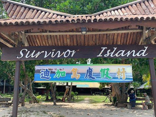 Pulau Tiga Photo