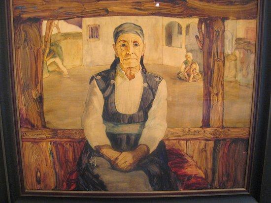 Kvadrat 500: Vassil Stoilov's Female Guest 