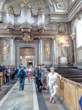 Royal Palace: церковь дворца