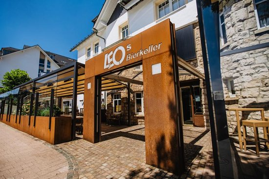 Sonnenterrasse Hotelbar LEOs Bierkeller