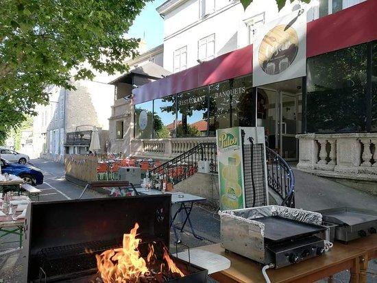 Chez Cesar: Soirée Barbecue Party du samedi 29 juin 2019