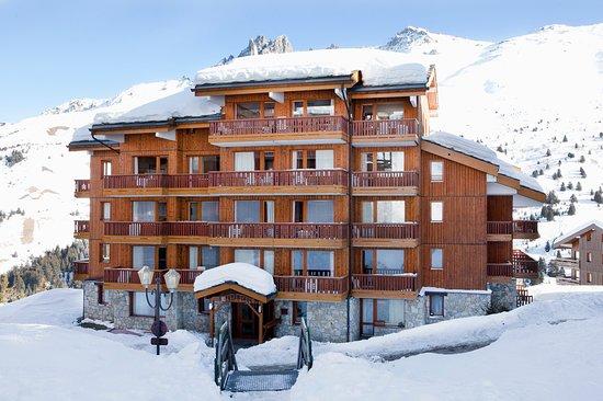 Meribel Ski Resort, France: VVF Villages Le Fontany à Méribel