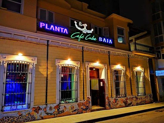 Planta Baja Cafe Cuba
