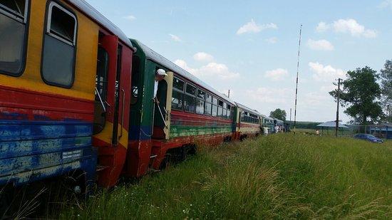 Pinczow, โปแลนด์: Ciuchcia Ponidzie