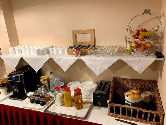 Frühstücksbuffet - Teil 2