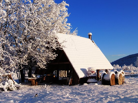 Plaski, Chorwacja: Janjagama in a winter time. #likadestination #likelika #likaquality #iqmdestinationlika #stay7daysinlika