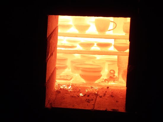 Plaski, Chorwacja: Inside of the firing kiln, about 1200 °C. #likadestination #likelika #likaquality #iqmdestinationlika #stay7daysinlika