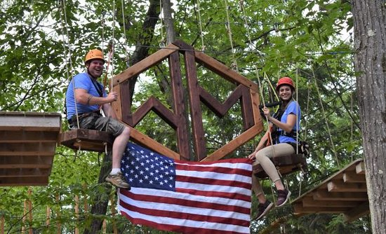 West Mountain, located in Queensbury, NY is open for the summer! West offers Aerial Adventure Tours, Mountain Biking (downhill and cross-country), Scenic Chairlift Rides and more!