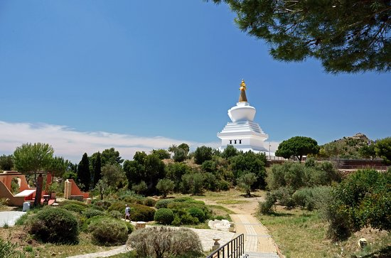 Benalmadena Stupa