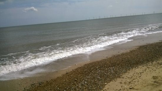 Caister-on-Sea, UK: caister on sea