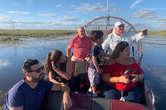 Airboat Tours Fort Lauderdale