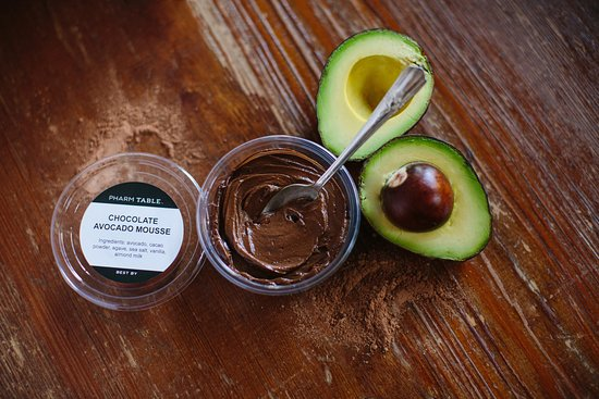 Paleo Avocado Chocolate Mousse