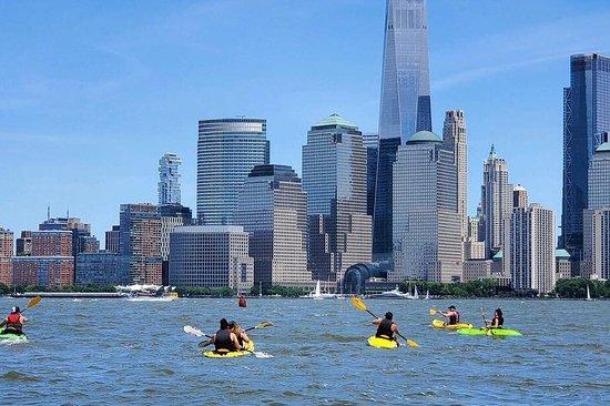 Urban Paddle Tours