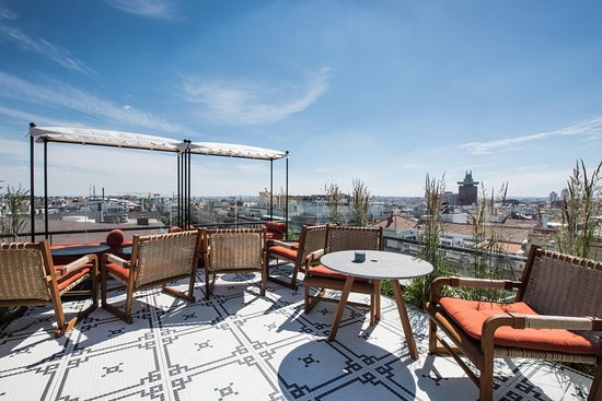 Picos Pardos Sky Lounge Madrid Menu Prices Restaurant