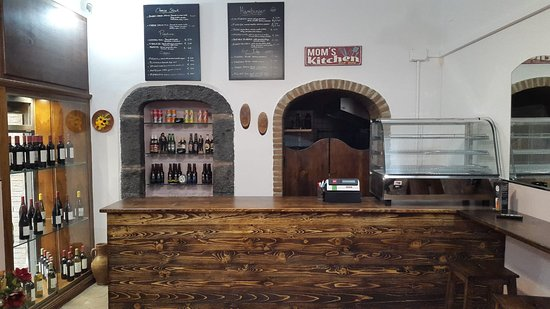 Carpe Diem Food & Drink: Interno