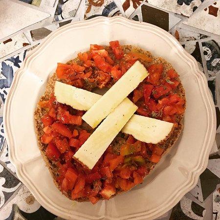 Fresa pomodoro costoluto e pecorino