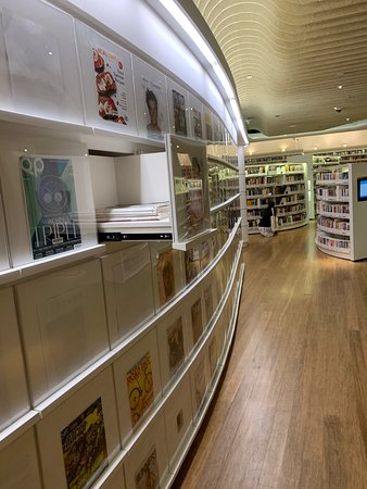 Library @ Orchard (Singapore) - UPDATED 2019 - All You Need