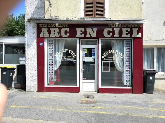 La Chapelle-Gauthier, Frankrike: Arc En Ciel