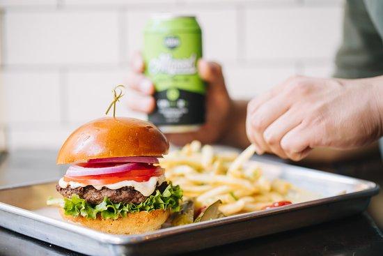 Chop House Burger