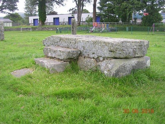 Bala Eisteddfod Stone Circle