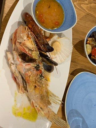 Legends Malta: Fabulous food and fabulous staff
