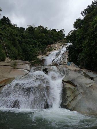 Ibague, Kolumbia: Cascada - Colon Cerca de Ibagué vía Santa Isabel
