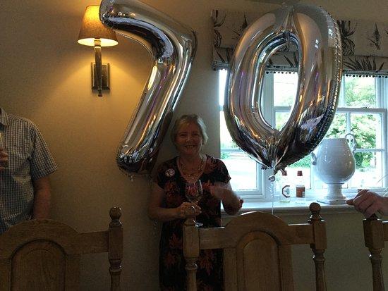 Big birthday celebrations 🥳