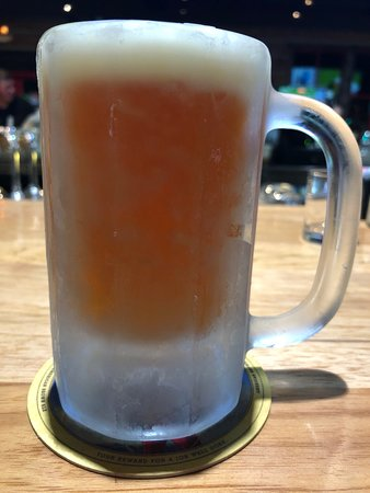 Cold Draft Beer 10 oz.