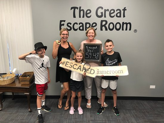 ‪The Great Escape Room Chicago‬