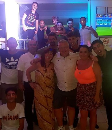 Best restaurant in Calis really made our holiday so special staff just could not do enough for us they went above and beyond each night