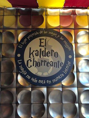 El Kaldero Chorreante