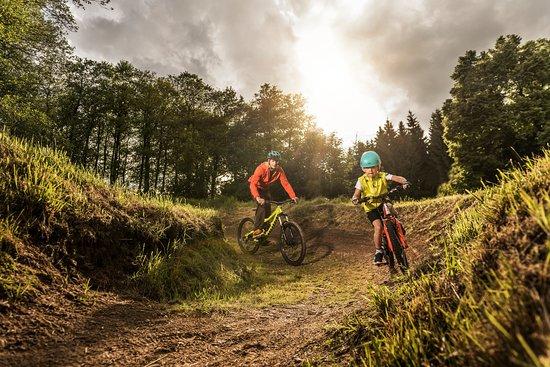 Kliny , Repubblica Ceca: Bikepark Sport areál Klíny