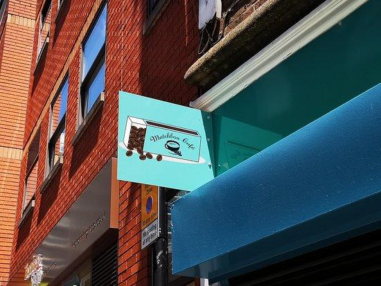 Café front - 12/01/2020 – na slici je Matchbox cafe, Northampton - Tripadvisor