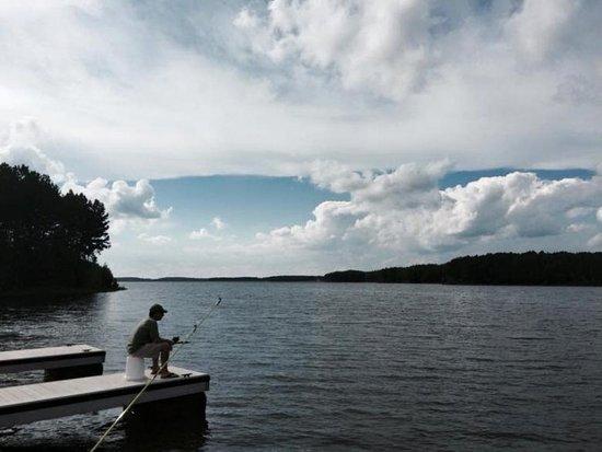 Still Branch Reservoir