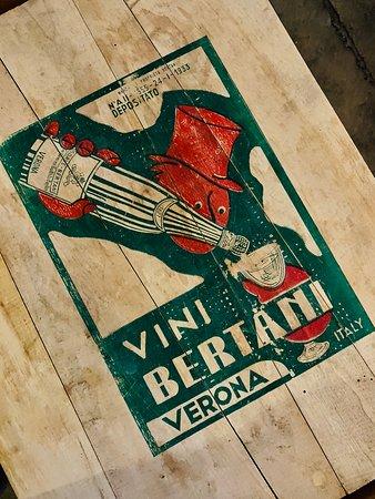 Cav. G.B. Bertani S.r.l.: iconic logo of this brand