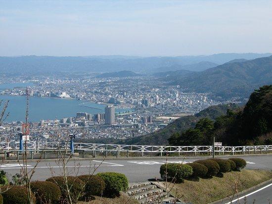 Hieizan Driveway